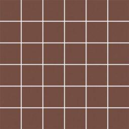 Dlažba Modernizm Brown mozaika 29,8x29,8