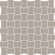Dlažba Modernizm Grys mozaika 30,86×30,86