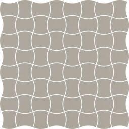 Dlažba Modernizm Grys mozaika 30,86x30,86