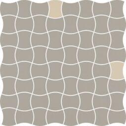 Dlažba Modernizm Grys mozaika mix B 30,86x30,86