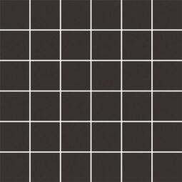 Dlažba Modernizm Nero mozaika 29,8x29,8