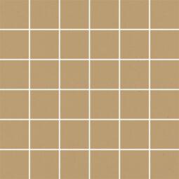 Dlažba Modernizm Ochra mozaika 29,8x29,8
