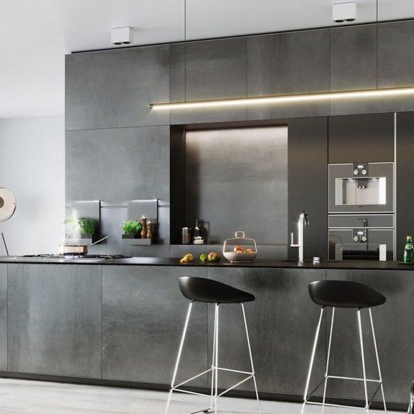 Dlažba Newstone Grey 60×60