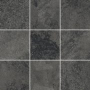 Dlažba Quenos graphite mozaika 30×30