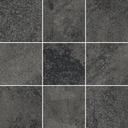 Dlažba Quenos graphite mozaika 30x30