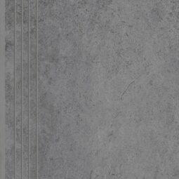 Dlažba Tacoma Grey rekt. mat. Schodovka 60x30