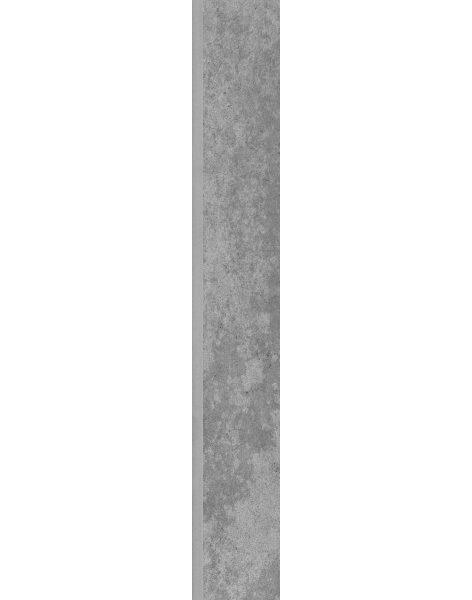 Dlažba Tacoma Silver rekt. mat. Sokl 60×8