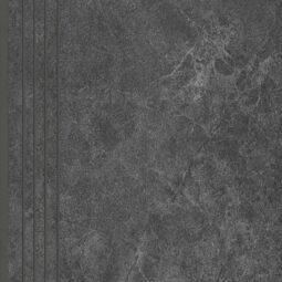 Dlažba Tacoma Steel rekt. mat. Schodovka 120x30