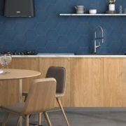 Hexagon dlažba Mayfair kuchyně3