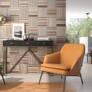 Hexagon dlažba Mayfair obývací pokoj1