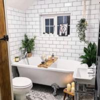 Hexatile Harmony B&W 17,5x20_2 koupelna