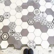 Hexatile Harmony B&W 17,5x20_4