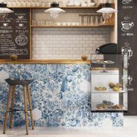 Hexatile Lisboa kuchyně