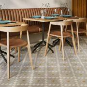 Modernizm Paradyz kavárna retro