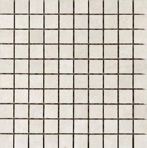 Mozaika Icon Bone white 30×30