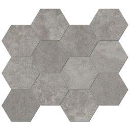 Obklad Heritage Cement hexagon 30x34