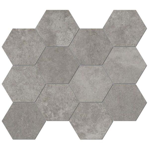 Obklad Heritage Cement hexagon 30×34