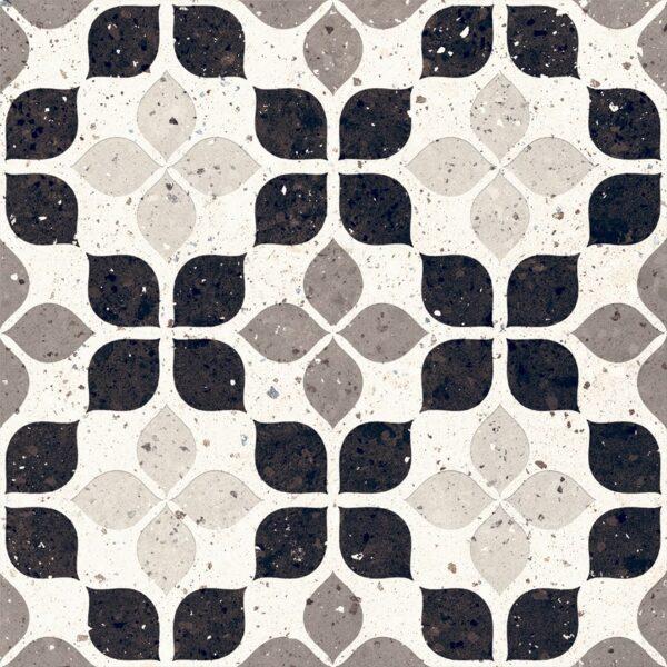 Dlažba Frammenti Bianco Fiore 20×20