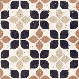 Dlažba Frammenti Terracota Fiore 20x20