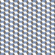 Dlažba Paint Cubi 20,5×20,5