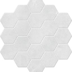 Dlažba Perla Decor Hexagon 21,3x23,1