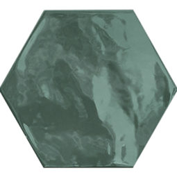Hexa Wall Green Echo 15x17,3