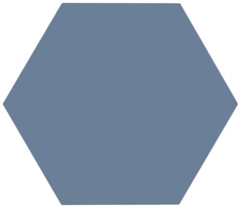 Hexagon Meraki Base Azul 19,8×22,8