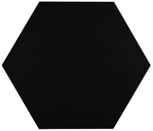 Hexagon Meraki Base Negro 19,8×22,8