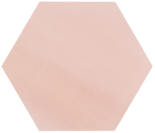 Hexagon Meraki Base Rosa 19,8×22,8