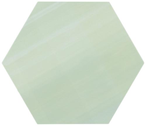 Hexagon Meraki Base Verde 19,8×22,8
