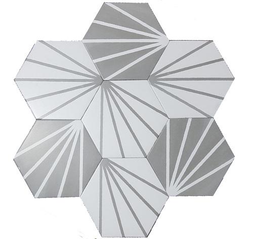 Hexagon Meraki Gris_4
