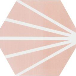 Hexagon Meraki Rosa 19,8x22,8