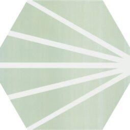 Hexagon Meraki Verde 19,8x22,8