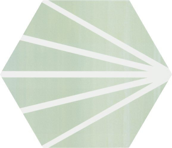 Hexagon Meraki Verde 19,8×22,8