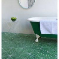 Hexagon Meraki Verde