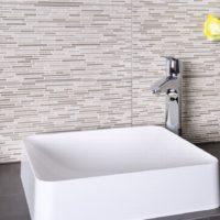 Koupelna Bondi šedé