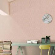Obklad Hexa Rosy Blush interiér