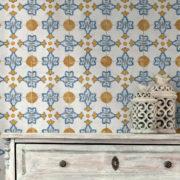 Obklad Maioliche dekor detail_2