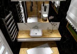 Koupelna Royal Black