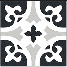 Dlažba Element Lily 20,5x20,5
