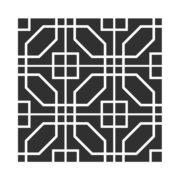 Dlažba Fowler Portland 15×15 vzorování