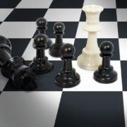 Eelement šachovnice obklad