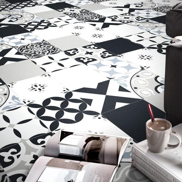 Element dlažba patchwork