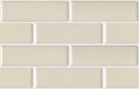 Mozaika Brick B06T 6122 béžová lesk