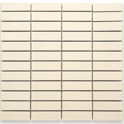 Mozaika Brick glaz. béžová lesk B06R 6122