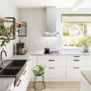 Mozaika Brick kuchyně
