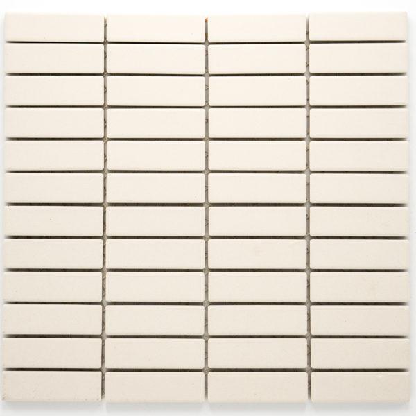 Mozaika Brick neglaz. bílá mat B06R GI 1100