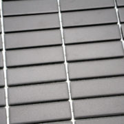 Mozaika Brick neglazovaná černá mat B06R GI 7003_3