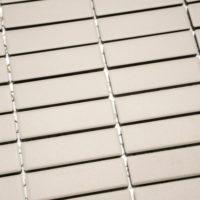Mozaika Brick neglazovaná světle šedá mat B06R GI 7004_3