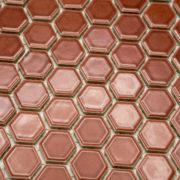 Mozaika Hexagon H HX 5532 vínová 2,3×2,6 lesk_1